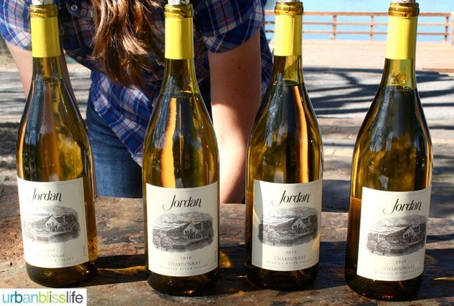 Jordan Estate Winery Sonoma California