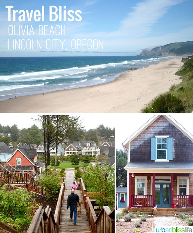 Hotels Lincoln City Oregon: [Travel Bliss] Lincoln City, Oregon: Olivia Beach Cottages