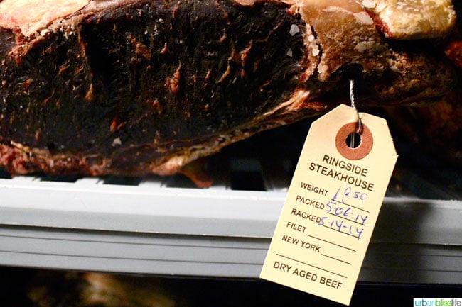 Ringside Steakhouse Beef