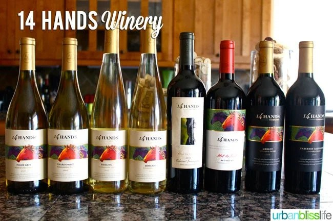 [Wine Bliss] 14 Hands Summer Wine Picks