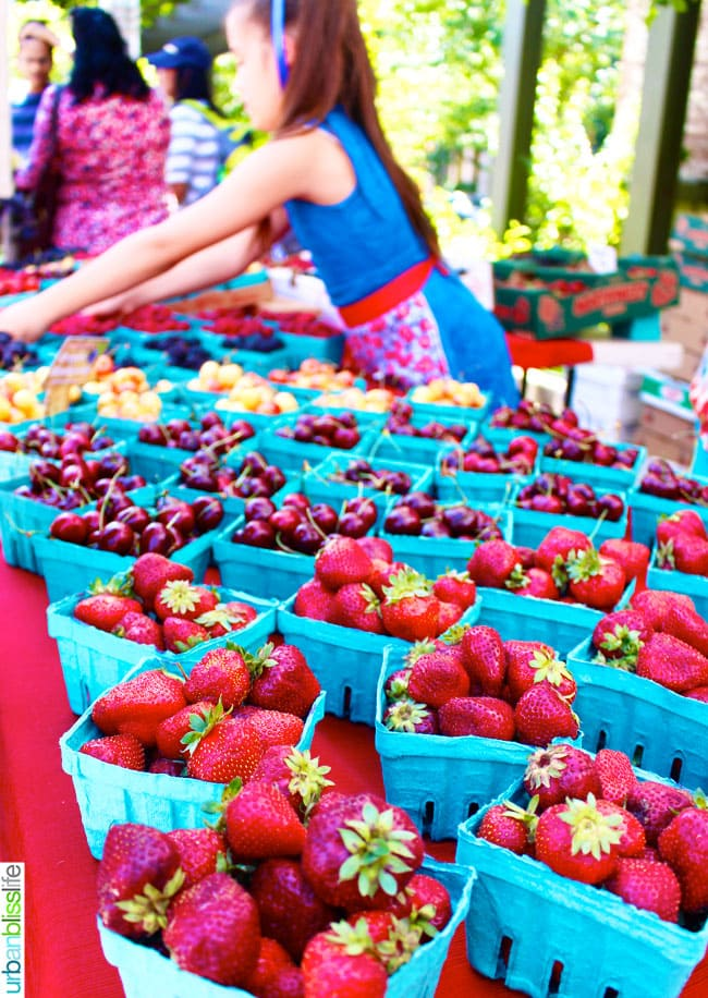 Celebrate Oregon Berries, Part 1 of 3: 2014 Oregon Berry Festival