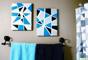 DIY Mosaic Art with Liquitex Professional Paint