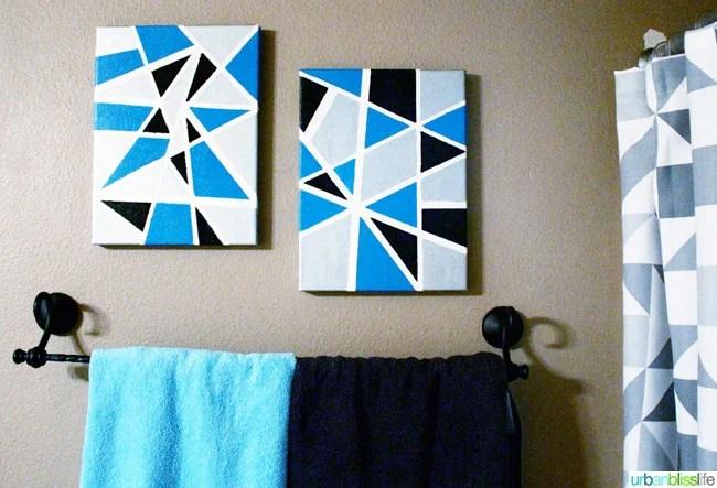 DIY Mosaic Art Project