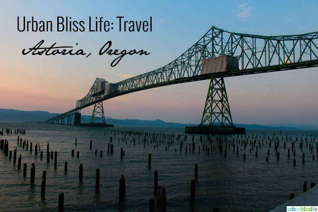 Family Travel to Astoria, Oregon