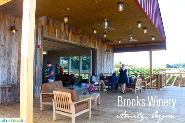 Brooks Wines Opens New Winery and Tasting Room