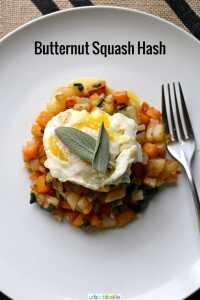 Butternut Squash Hash