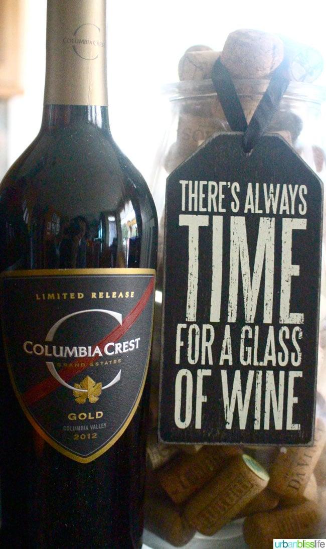 Columbia Crest Grand Estate Fall 2014 wines