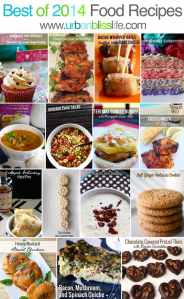 Best of 2014 Food Recipes
