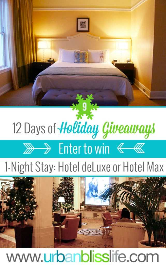 Travel Tuesday Giveaway: Hotel deLuxe / Hotel Max