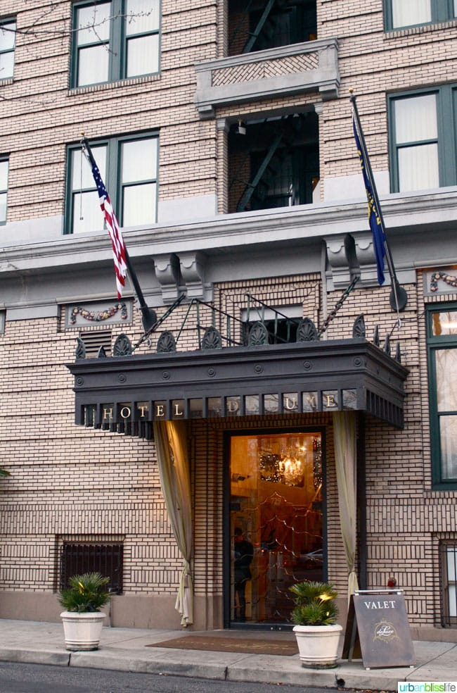 Hotel deLuxe Portland, Oregon   UrbanBlissLife.com