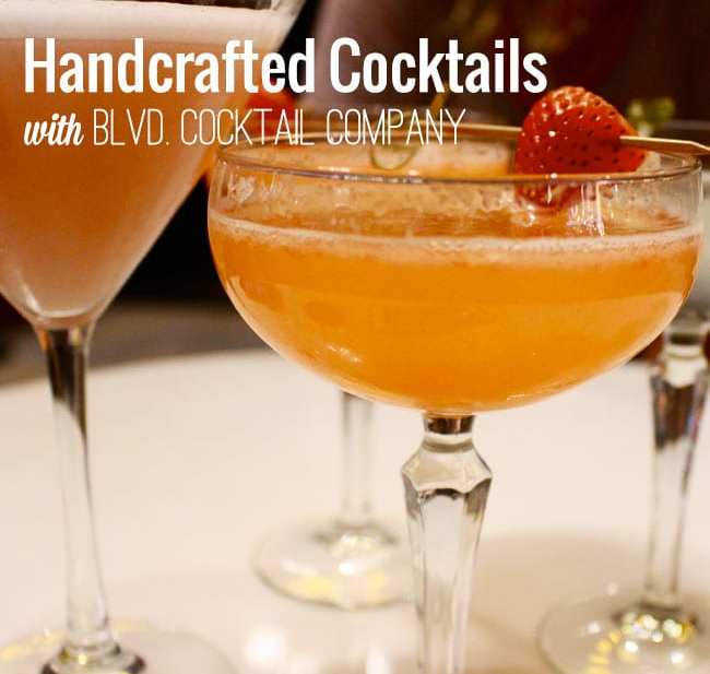 Handcrafted Cocktails: Tips and Recipes | UrbanBlissLife.com