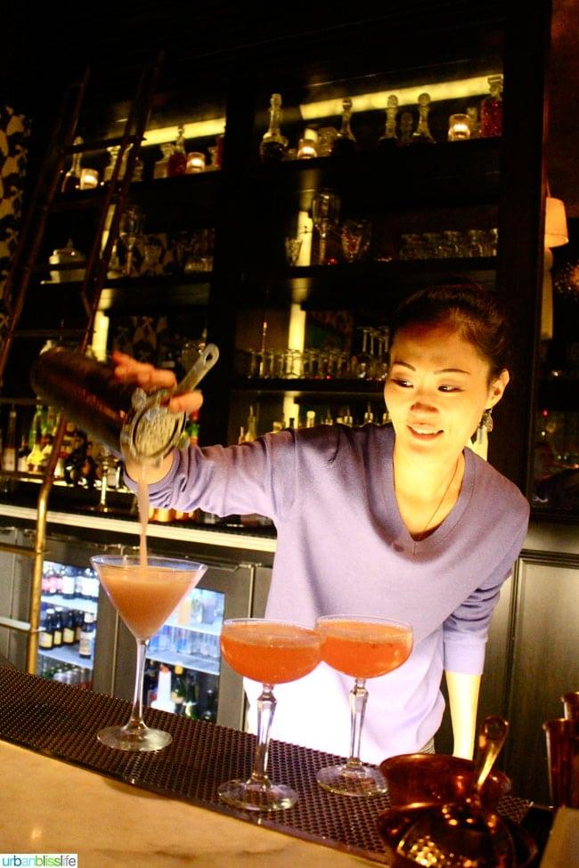 BLVD Cocktail Company Mixology  Juyoung Kang