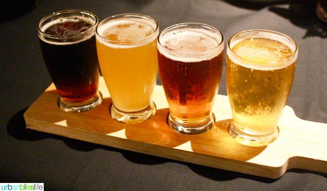Gustav's Beer Sampler - UrbanBlissLife.com