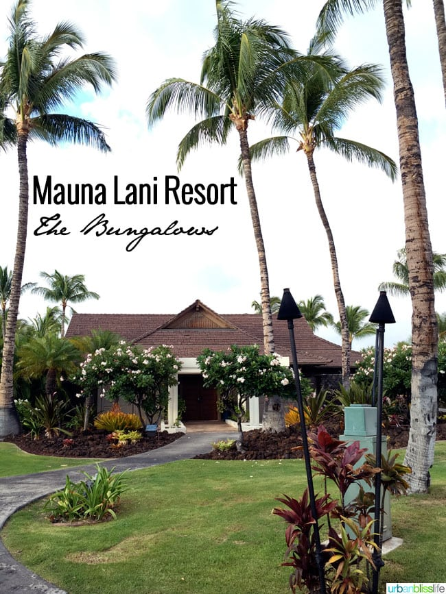 MaunaLaniResortBungalowsOutside