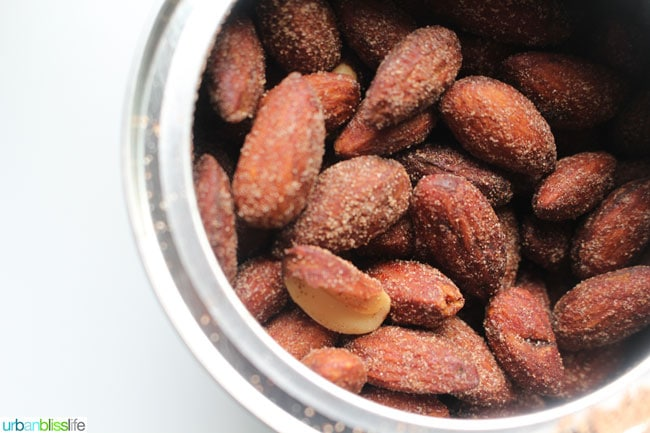 Blue Diamond Cinnamon Almonds