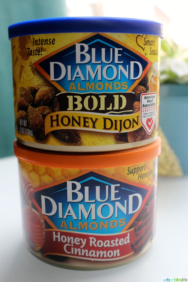 Blue Diamond Honey Dijon Almonds