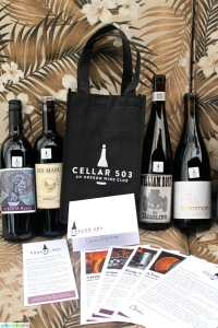 Cellar 503 Oregon Wine Club
