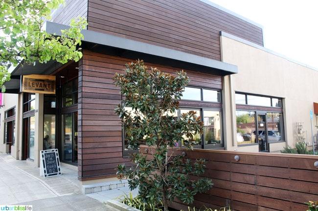 Levant restaurant Portland Oregon