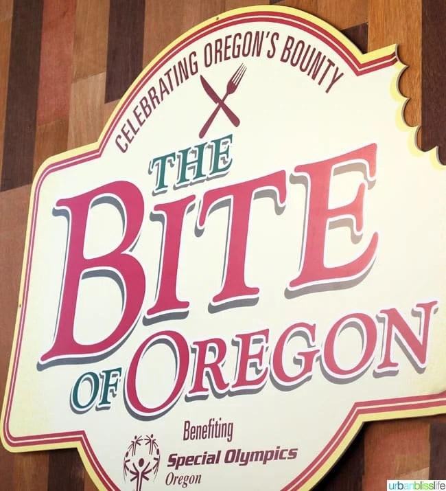 The Bite of Oregon on UrbanBlissLife.com