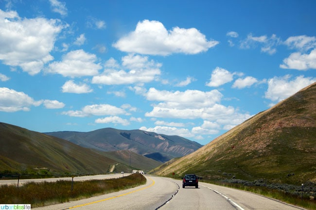 Family Road Trip to Montana, Beautiful Big Sky Country, on UrbanBlissLife.com