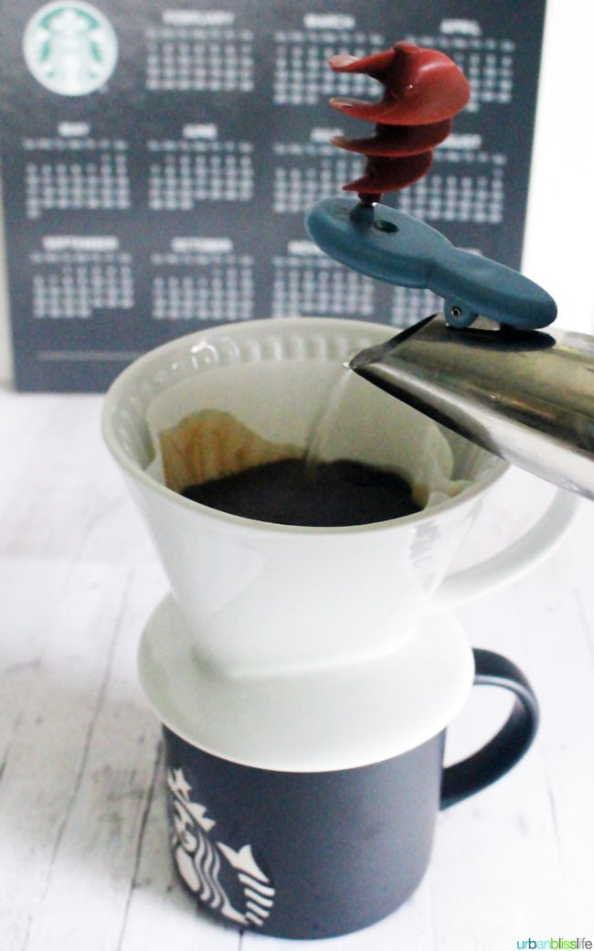 Caffeine Content In Coffee Made With Water Poured Over It