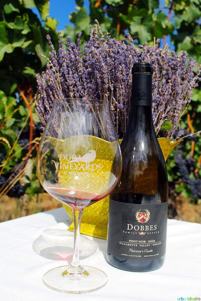 Durant Vineyards & Dobbes Winery on UrbanBlissLife.com