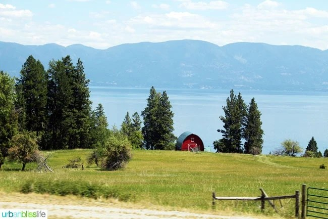 Travel Bliss: Flathead Lake and Where to Eat and Drink in Kalispell, Montana