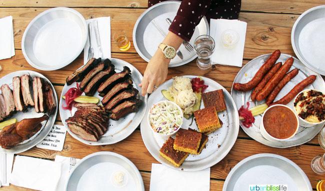 Pine Shed Ribs restaurant in Portland, Oregon on UrbanBlissLife.com
