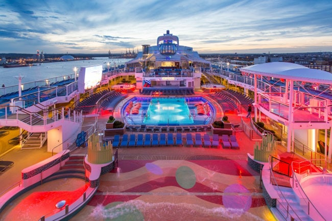 onboard Anthem of the Seas / UrbanBlissLife.com