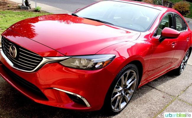 Drive Bliss: 2016 Mazda 6