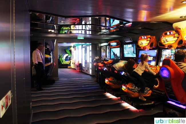 `0 Reasons Families Will Love Royal Caribbean's Anthem of the Seas on UrbanBlissLife.com