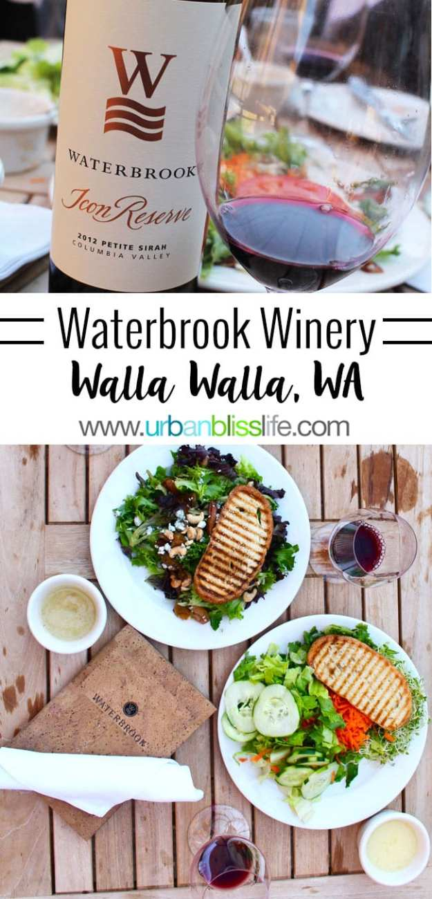 Wine Bliss: Waterbrook in Walla Walla, Washington