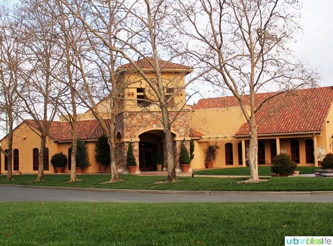 Vintners Inn Healdsburg, California