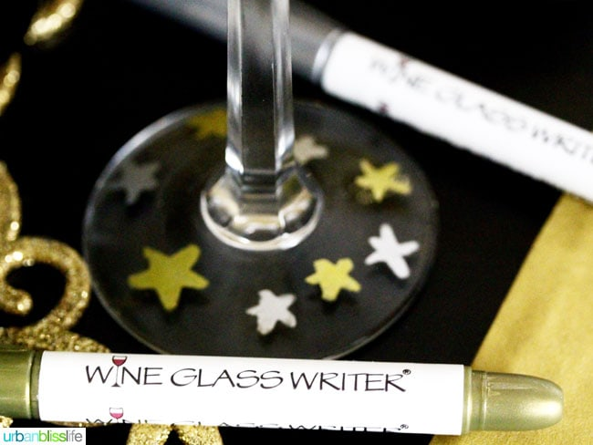 Wine Glass Writer Giveaway on UrbanBlissLife.com