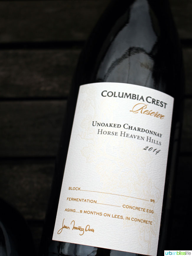 Columbia Crest Reserve Wines on UrbanBlissLife.com