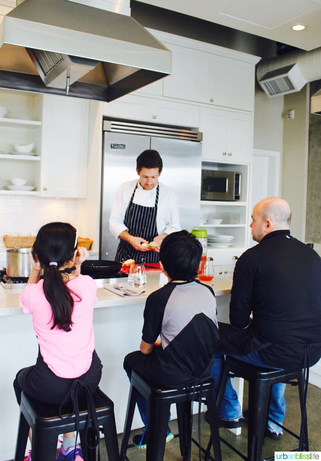 Travel To Victoria BC The London Chef Cooking Class On UrbanBlissLife