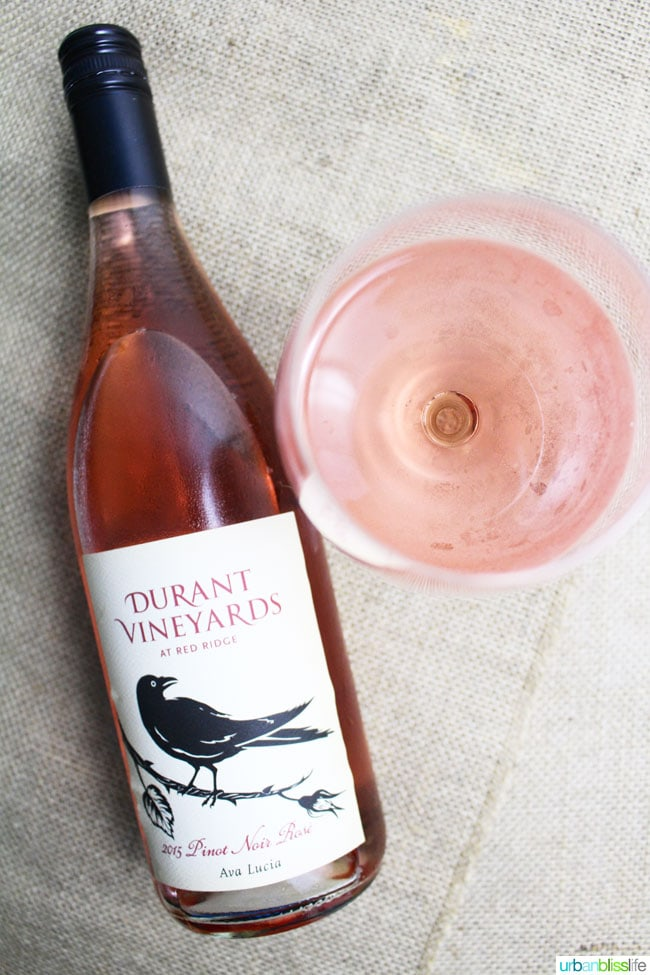 National Drink Rosé Day pick: Durant Vineyard Rose
