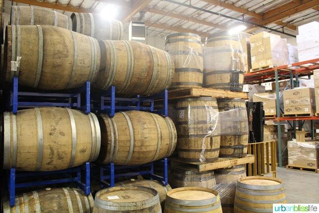 Indio Spirits Distillery in Tigard, Oregon