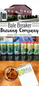 Bale Breaker Brewery is a Yakima, Washington brewery founded by a family of longtime hop farmers, offering delicious beer. Details on UrbanBlissLife.com