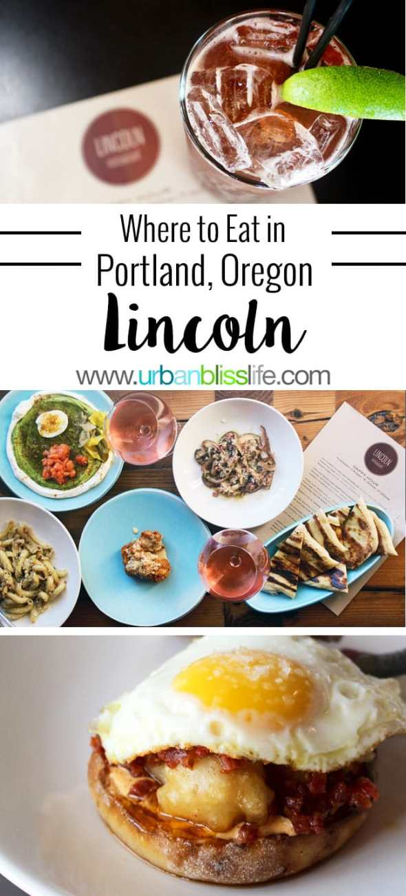 FOOD BLISS: Lincoln Restaurant Happy Hour in Portland, Oregon [CLOSED]