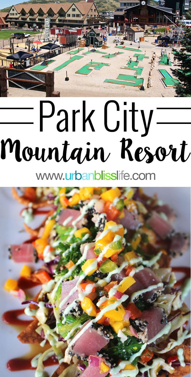 Travel Bliss: Park City Mountain Summer & Fall Family Adventures
