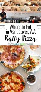 Rally Pizza is a new family-friendly modern restaurant in Vancouver, Washington. Restaurant review on UrbanBlissLife.com