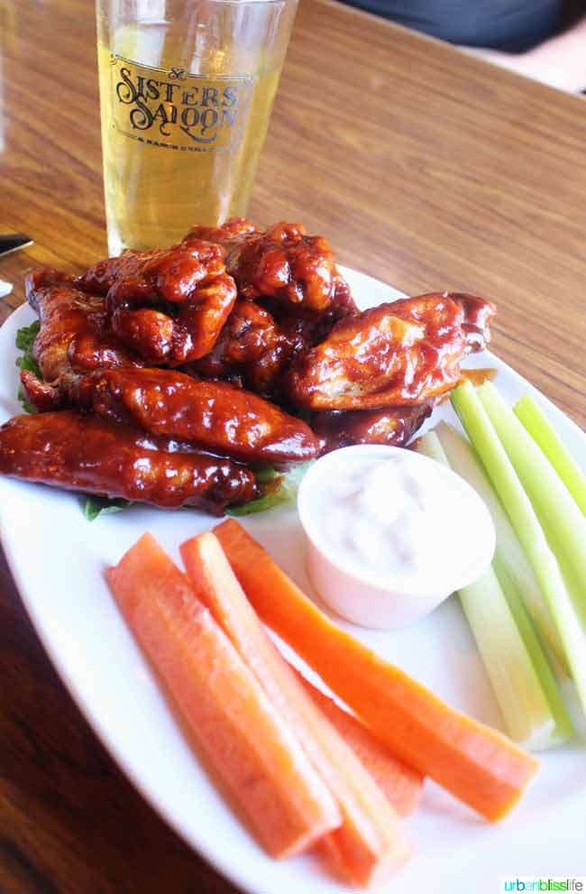 Road trip to Bend, Oregon? Stop by the Sisters Saloon on your way. Culinary Travel feature on http://UrbanBlissLife.com