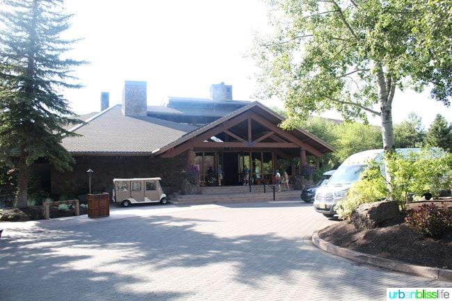 Sunriver Resort in Bend, Oregon family travel review on http://UrbanBlissLife.com