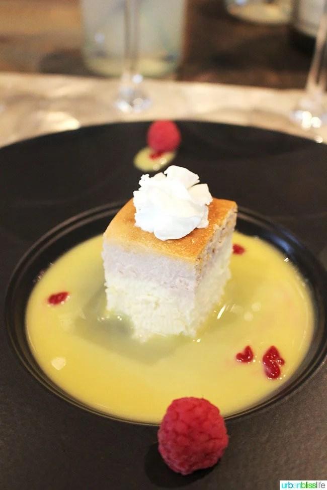 Zesta Cucina Fine Dining Yakima Washington Restaurant Review