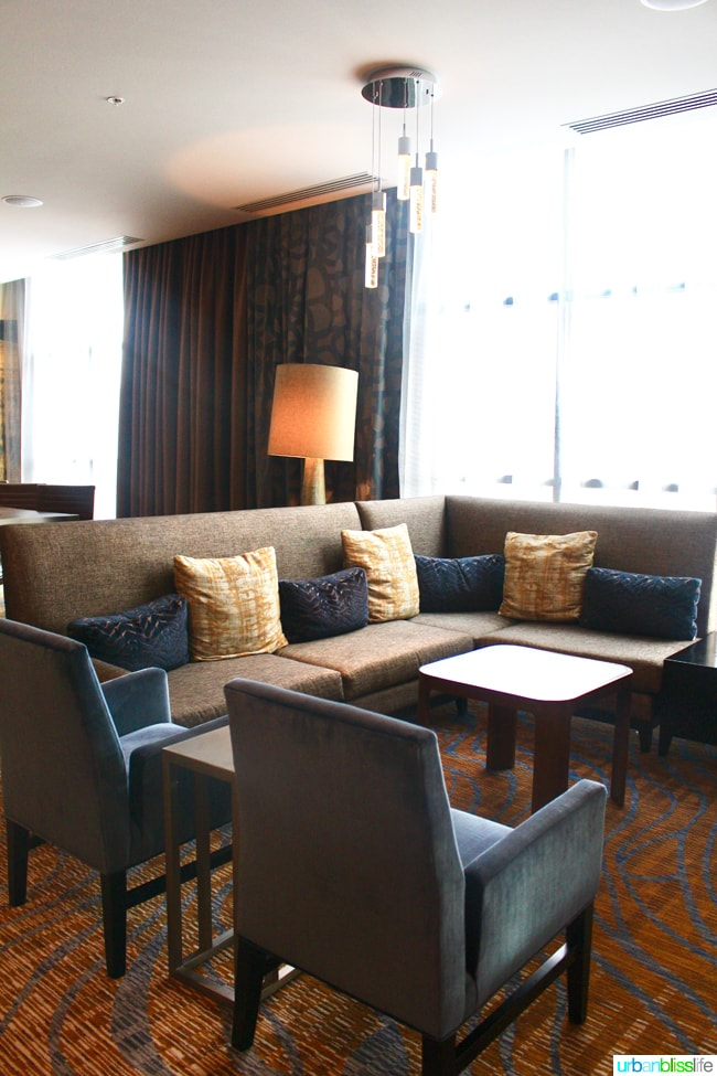 Courtyard by Marriott Walla Walla, Washington hotel review on UrbanBlissLife.com