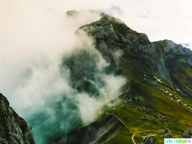 Family Travel to Lucerne, Switzerland, Mount Pilatus, on UrbanBlissLife.com