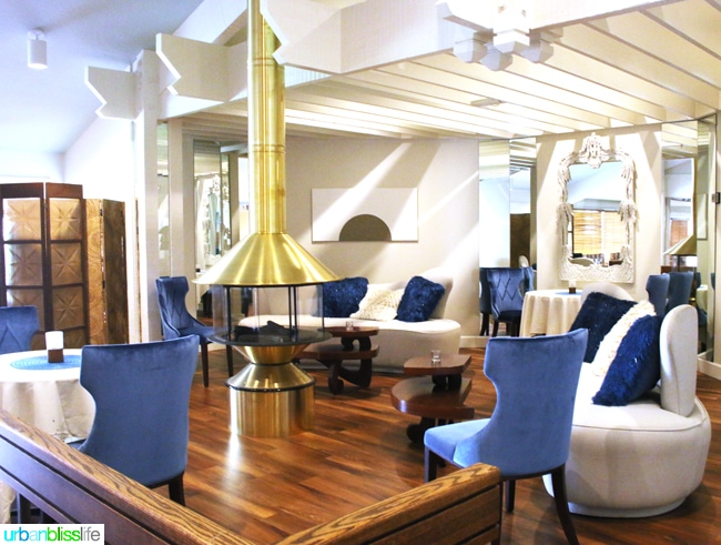 Ashland Hills Hotel and Suites Starlight Lounge, hotel review and travel tips on UrbanBlissLife.com