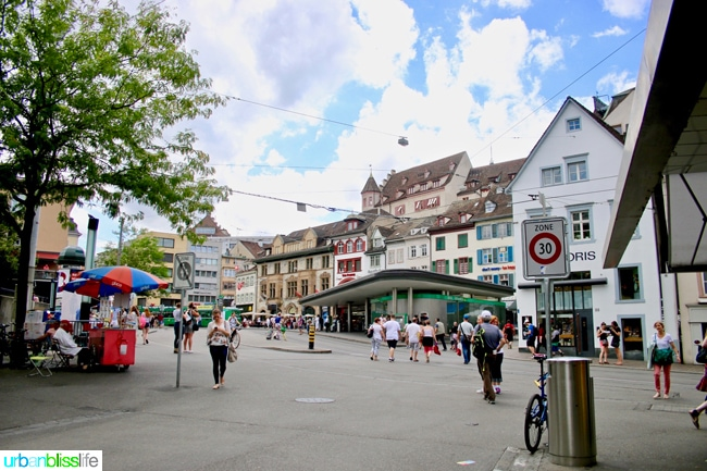 Day trip to Basel, Switzerland - family travel tips on UrbanBlissLife.com