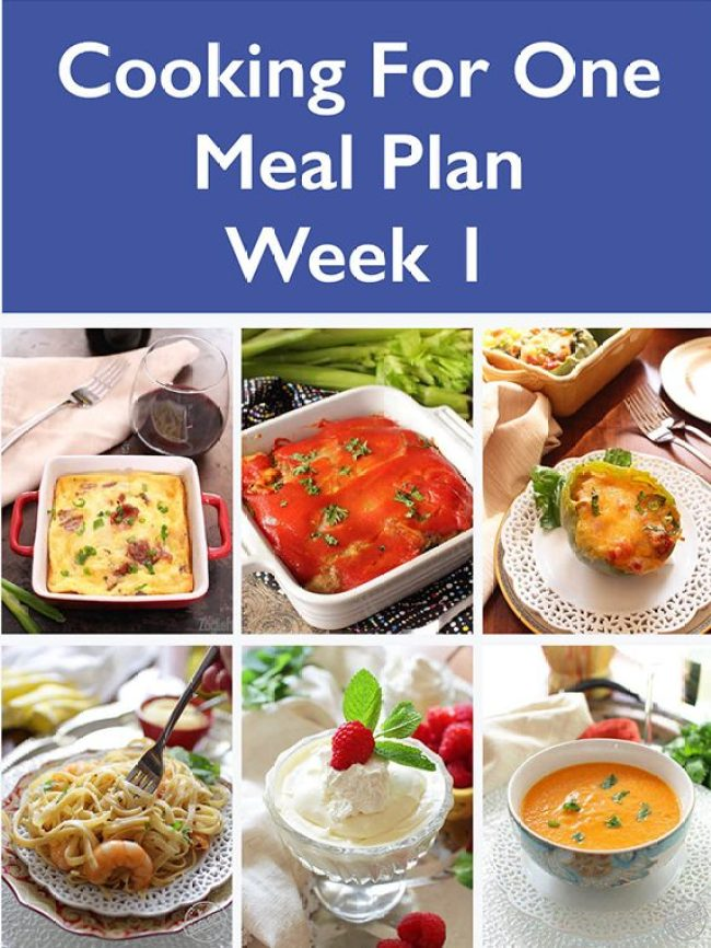 Top Meal Planning Tips and Recipes for the New Year on UrbanBlissLife.com